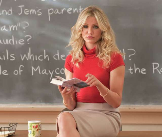 In This Film Publicity Image Released By Columbia Pictures Cameron Diaz Is Shown In A
