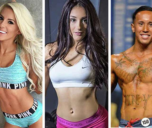 Click Ahead To View Some Of The Hottest Trainers In The San Antonio Area Photo