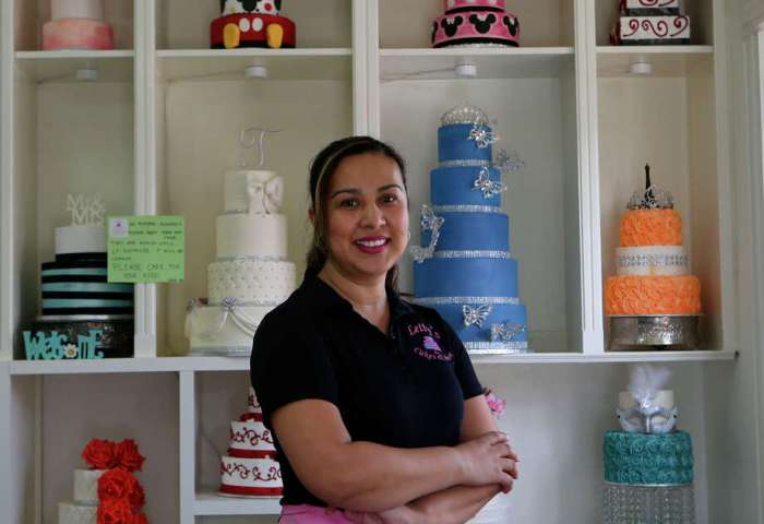Readers Choice Lettys Cakes And More Wins Best Bakery San