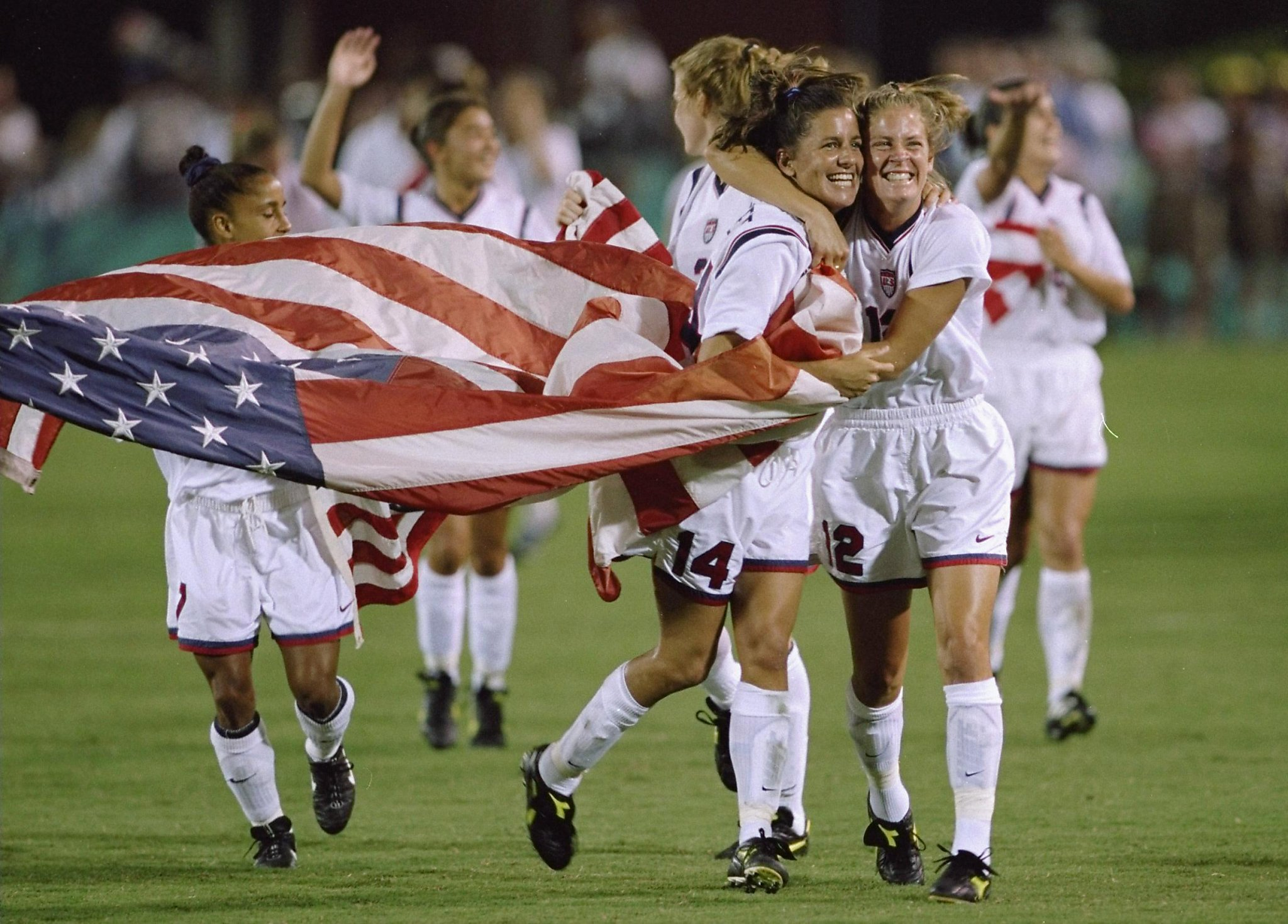 'Summer Of The Women': How 1996 Olympics Changed Sports