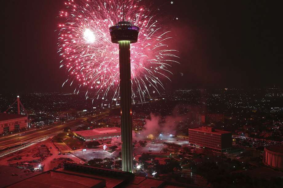 What you need to know about San Antonio s big New Year s Eve party     The city s New Year s Eve celebration will conclude with fireworks over the  Tower of the Americas