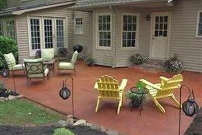 simple tips for a diy concrete patio