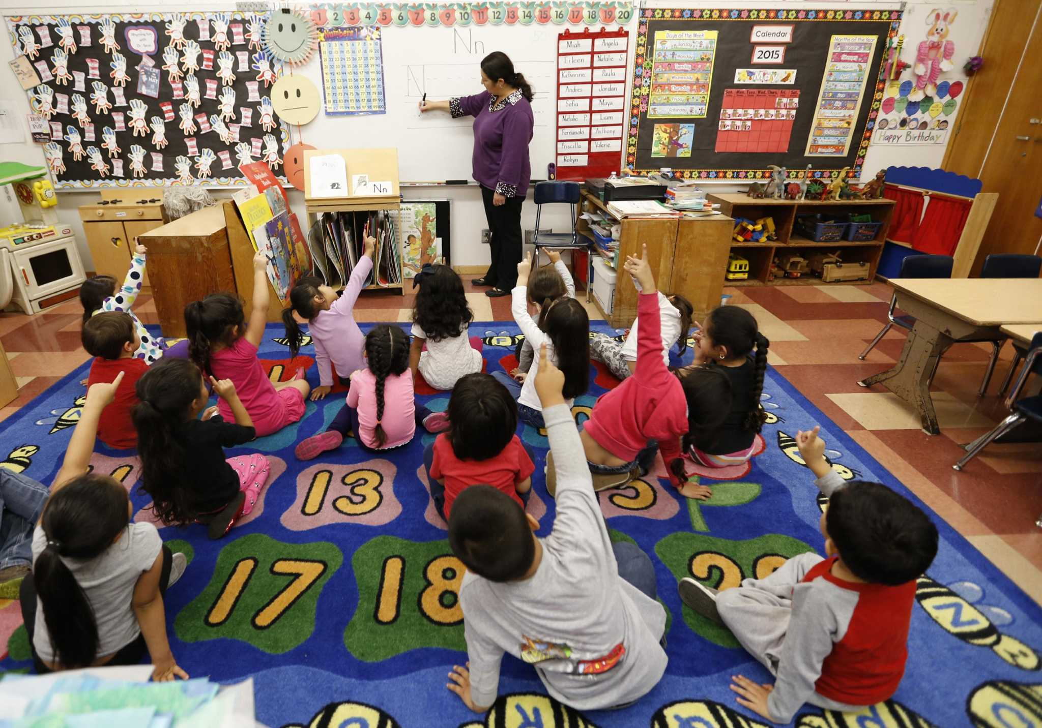 At Risk Children Need More Than Pre K