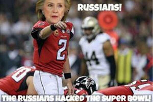 Memes Celebrate Mock Wild Super Bowl In Houston Expressnews Com