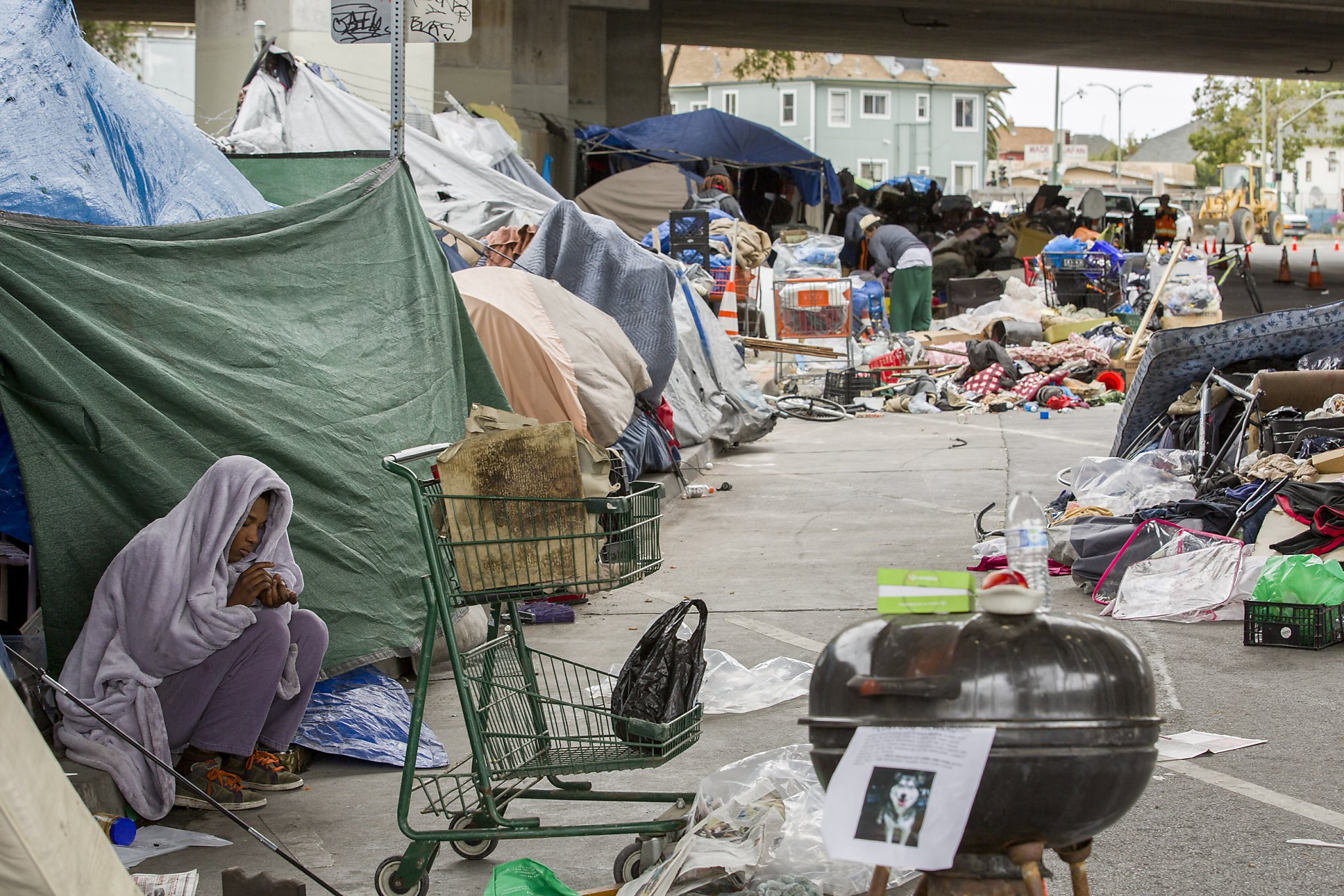 California continues to have the highest poverty level in the nation