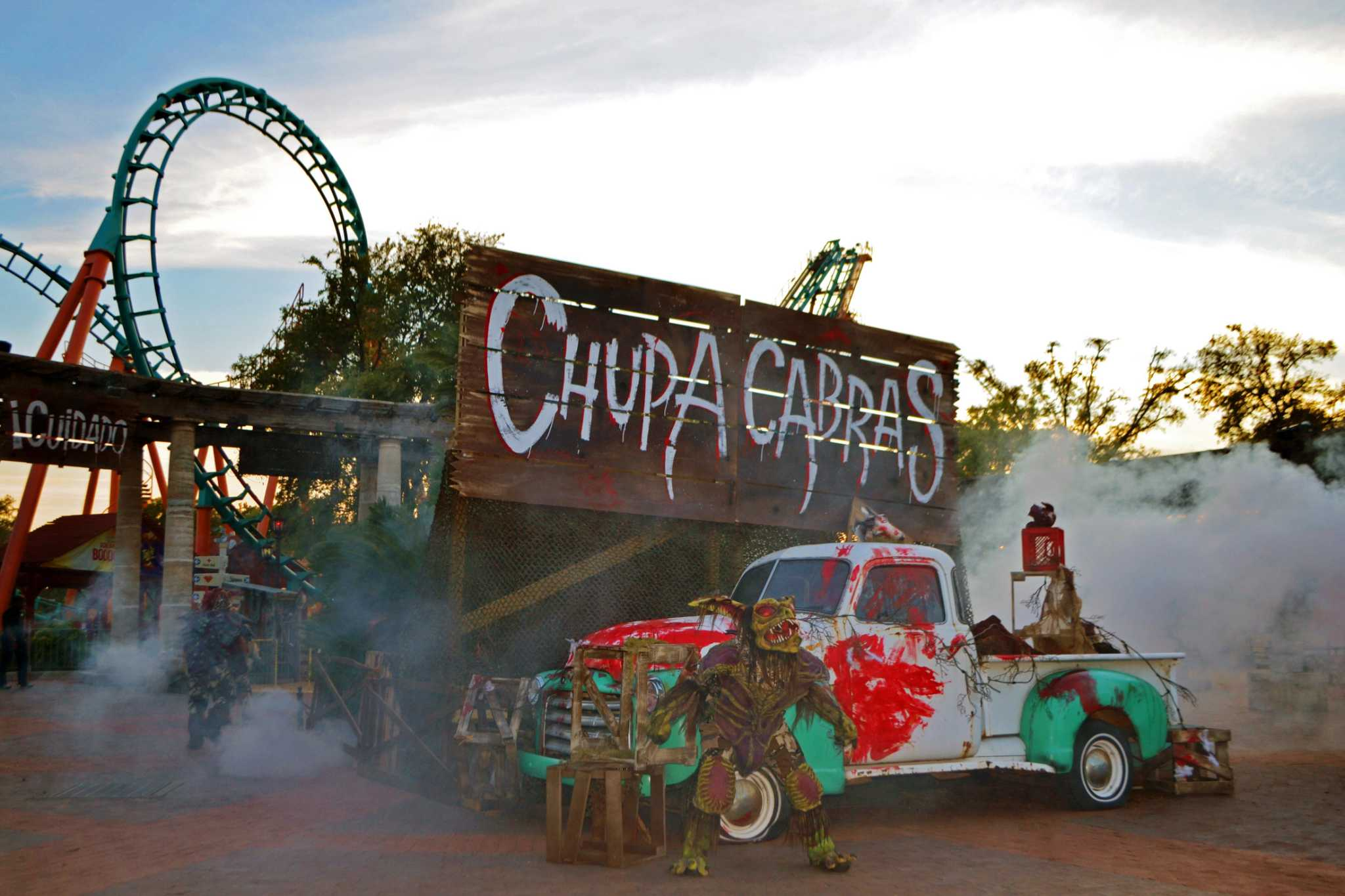 A Ghoulish Guide To The Most Fright Tastic Attractions In