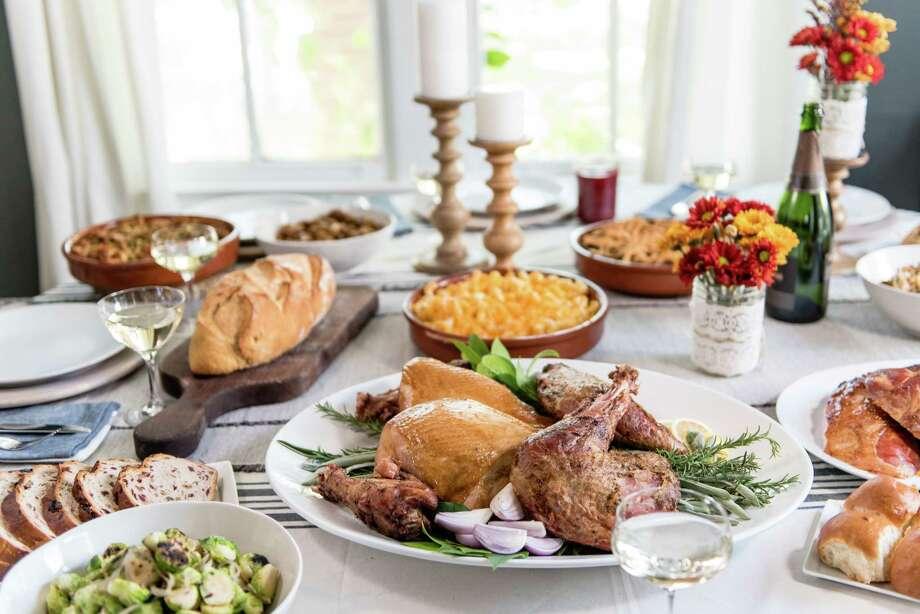 Thanksgiving Dinner Restaurants 2017 Houston