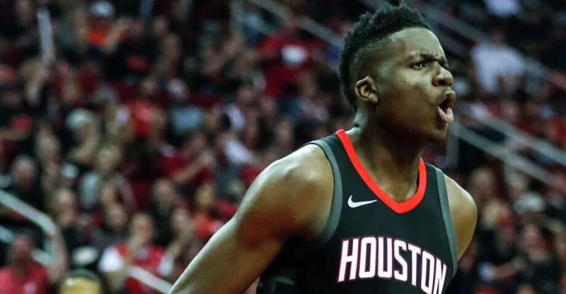 Clint Capela has turned into one of the leagues best bigs
