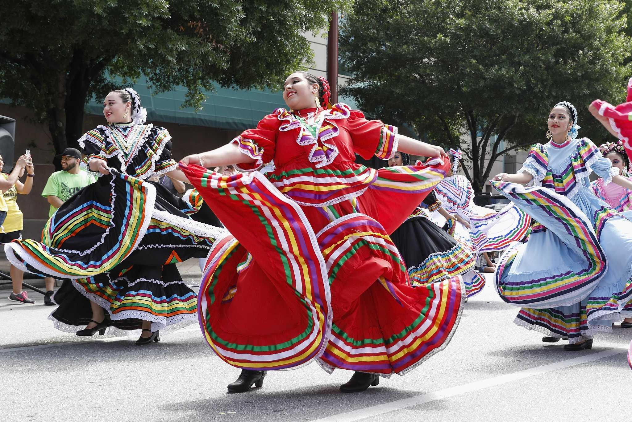 Cinco De Mayo Parade A Colorful Expression Of Heritage