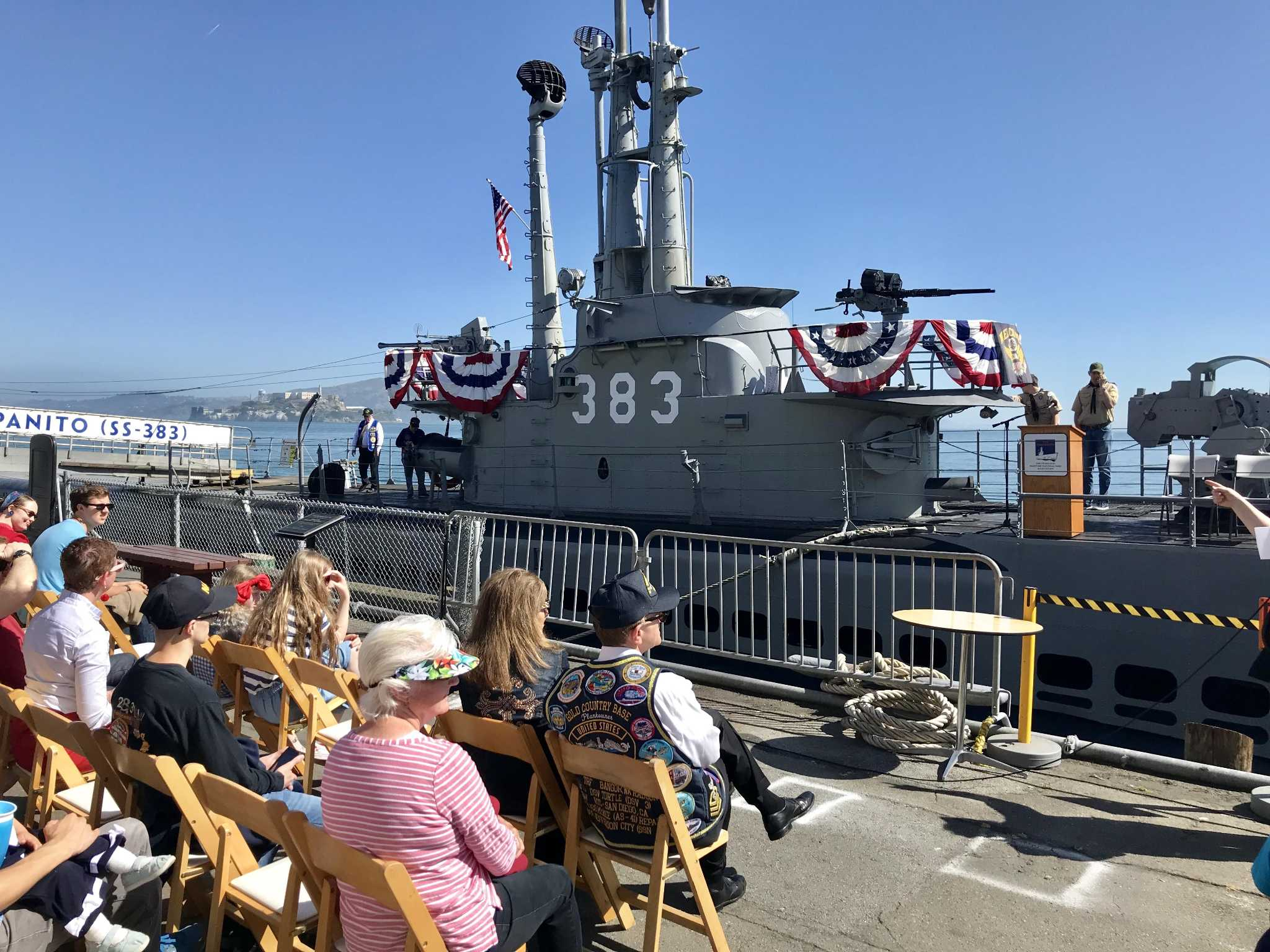 the bell tolls 52 times on memorial day for wwii submariners