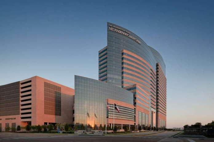 University of Texas, MD Anderson