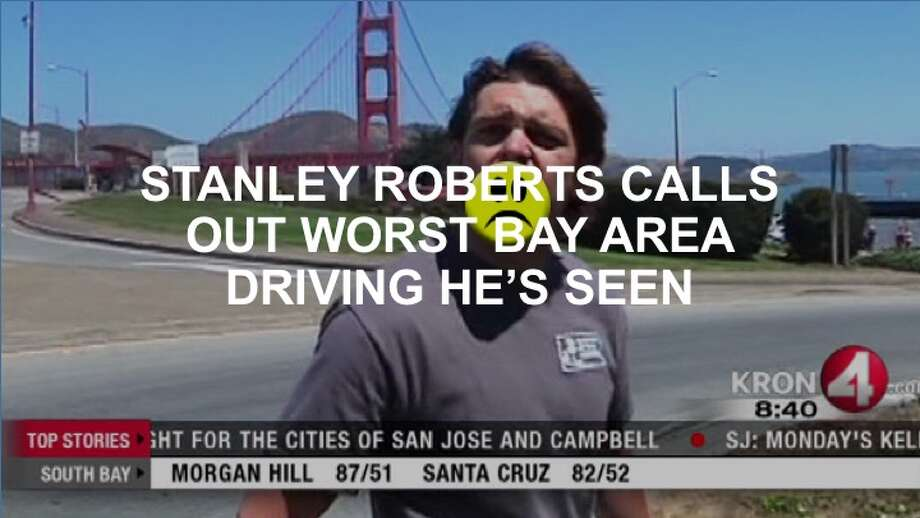 Behaving Badly People Stanley Roberts
