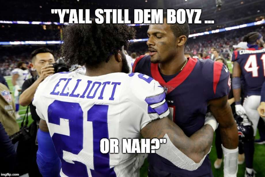 Memes That Tell The Story Of The Texans And Cowboys Seasons