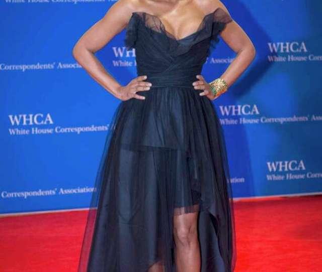Tamron Hall At The  White House Correspondents Association Dinner In Washington D C Photo