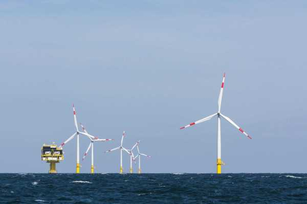 Power company in Virginia wants to build offshore wind farm