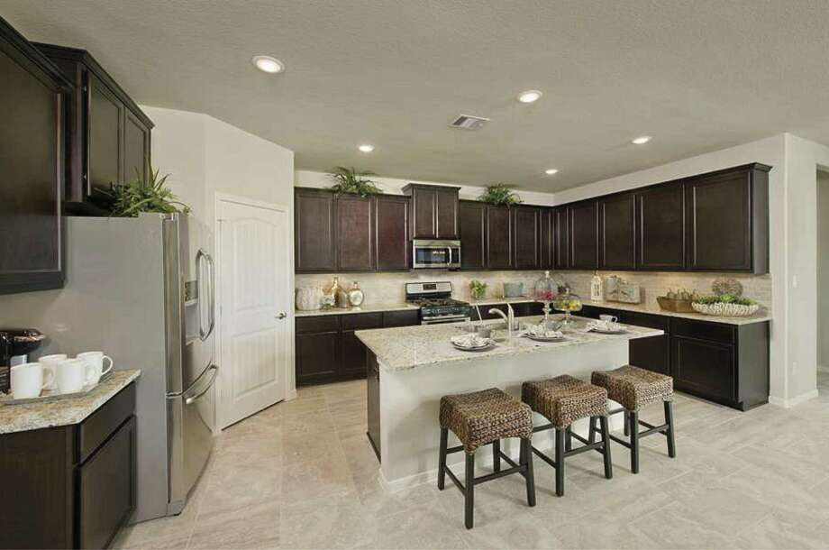 Homes are designed for retirement living with features to meet individual needs.
