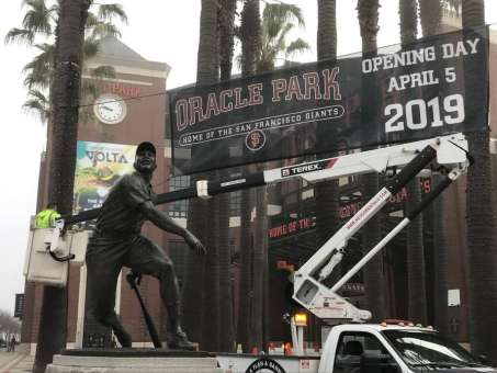Image result for oracle park