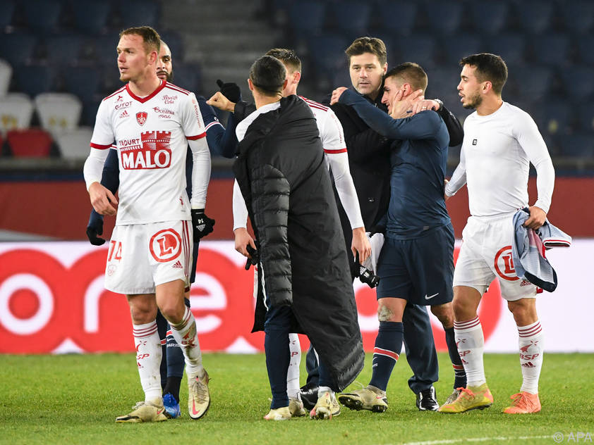ligue 1 news pochettino mit gelungenem psg heim debut