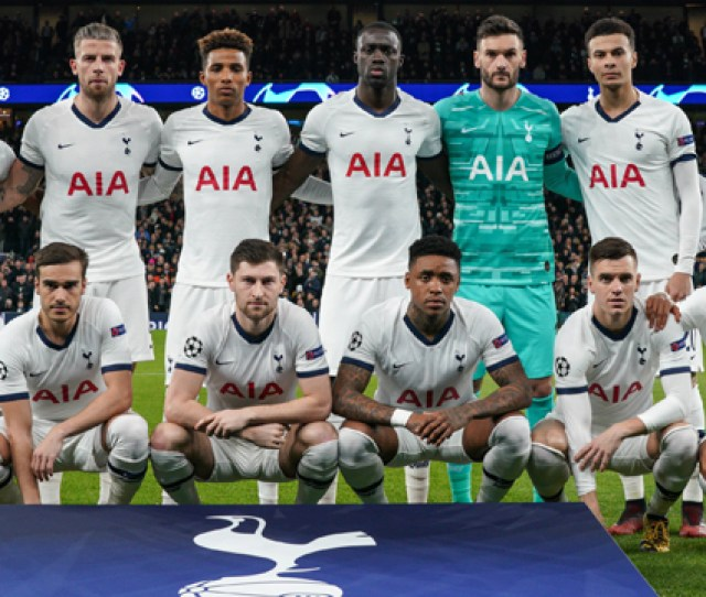 Tottenham Hotspur Squad