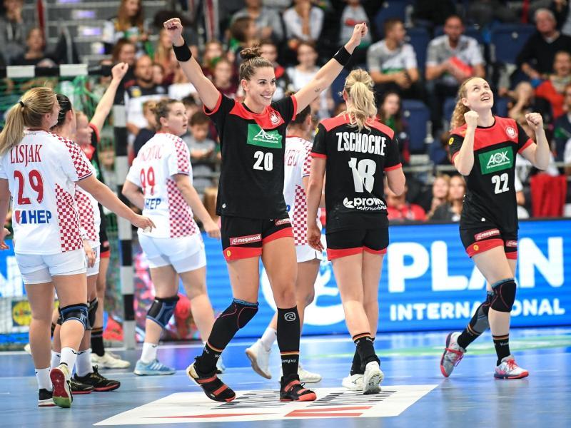 handball deutschland zeigt reaktion sieg gegen kroatien