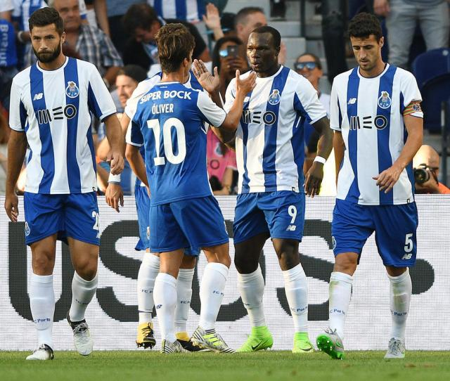 Primeira Liga News Porto Deny Accusation Of Match Fixing In