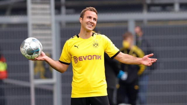 """BVB   """"Heiße Spur"""": Hat Mario Götze einen neuen Klub gefunden?"""