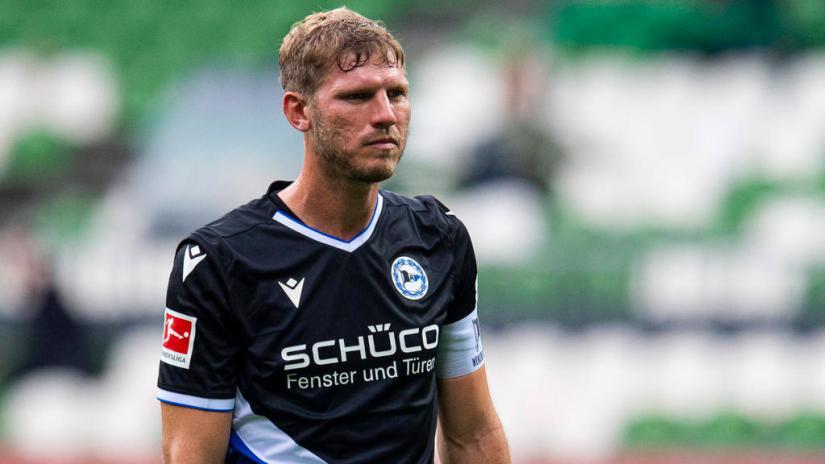 ATTACK: Fabian Klos - Grade: 3.0