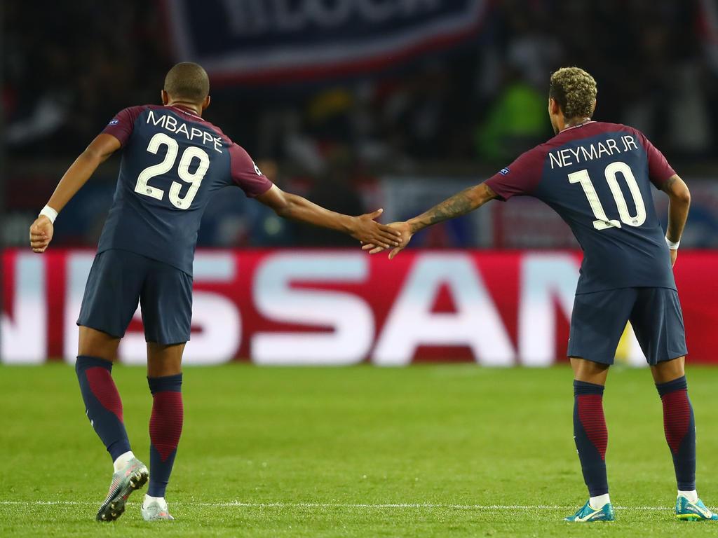 https www mondefootball fr nouvelles n2941943 neymar a mentor for mbappe at psg says marquinhos