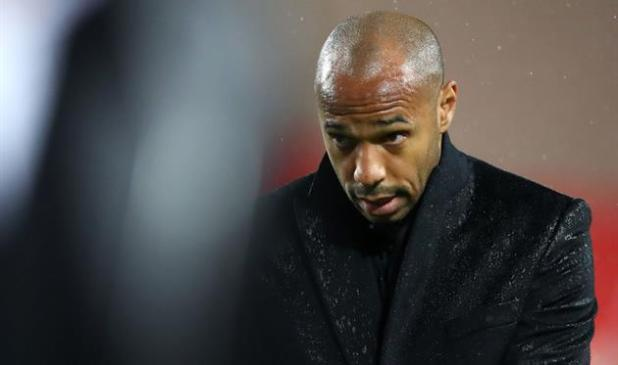 Thierry Henry, Getty Images