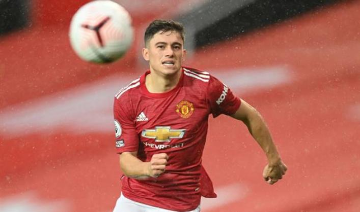Leeds wants to rent Daniel James from Manchester United