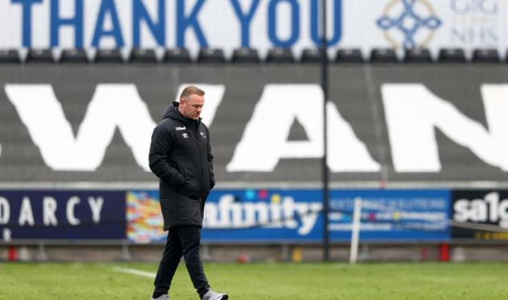Rooney's coaching career at stake - Derby County will be eliminated from the Championship if defeated by Sheffield Wednesday