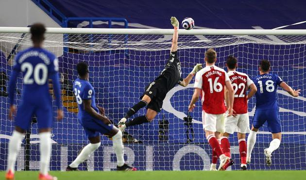 Chelsea - Arsenal 0: 1 Goal video and match review.