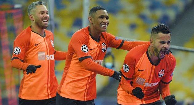 Shakhtar Donetsk vs Real Madrid (Champions League) Highlights December 1, 2020 VIDEO