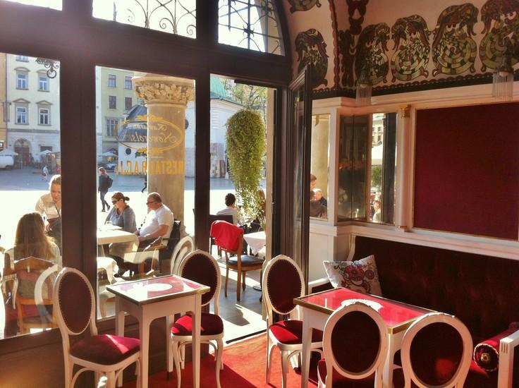 Krakw Cafes Cafes In Cracow Krakow Cafe Culture