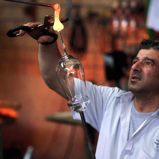 Glassblowing Factory Glasi Hergiswil Day Trips Zurich