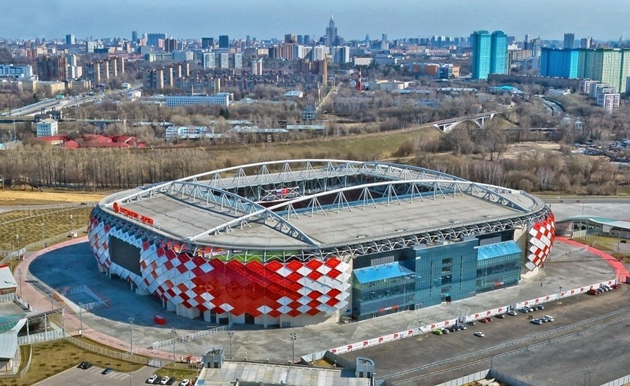 Image result for Otkrytie Arena