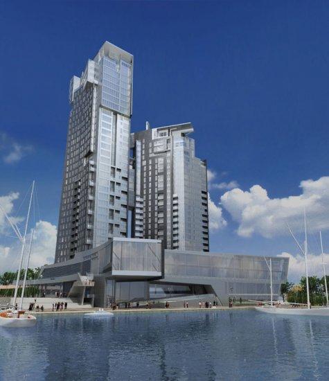 Sea Towers Gdynia Apartments Gdynia