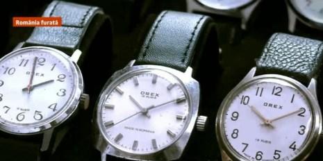 ceasuri orex