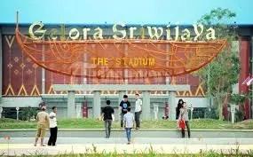 Stadion-stadion yang ada di kota Palembang