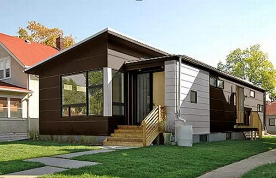Inspirasi Desain Rumah Kayu Minimalis Yang Modern Kaskus