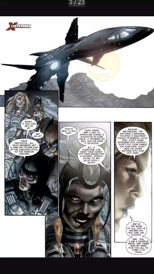 Penampakan Indonesia Di Komik Marvel Dan DC KASKUS