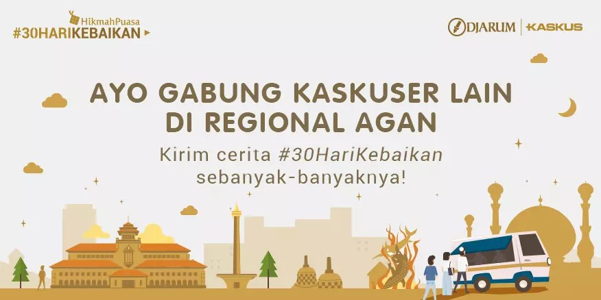 Undangan Buka Bersama Dan Bakti Sosial Regional Besuki Kaskus