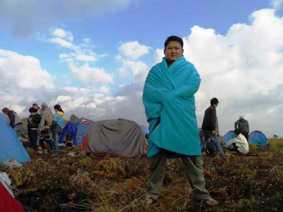 Ane Disiksa Gunung Prau