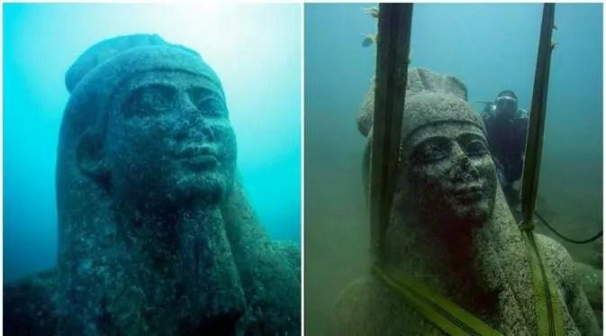 5 Misteri Antartika : Atlantis hingga Markas Rahasia Nazi