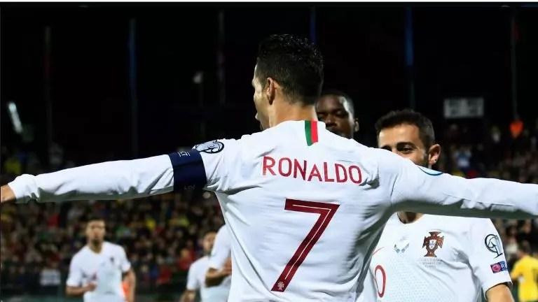 Ronaldo Bikin Quat-trick, Inilah Daftar 10 Korban-korbannya