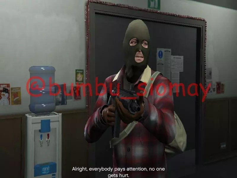jual GTA V PC MURAH