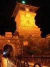 Eksotisnya Menara Kudus Dikala Malam Hari Kaskus
