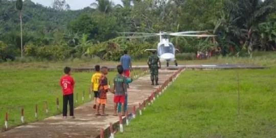 Kemenlu Kirim Nota Protes ke Malaysia soal Helikopter Salah Mendarat