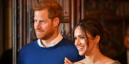 Hadiah Pernikahan Pangeran Harry Dan Meghan Markle