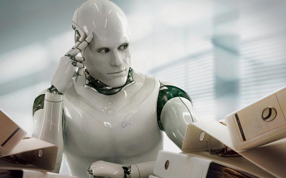 «Αυτό που θα λείπει πάντοτε από τις μηχανές είναι η συνείδηση, δηλαδή  η ικανότητα που έχει ο άνθρωπος να κατανοεί τον εαυτό του», αναφέρει ο  πρόεδρος της Ελληνικής Εταιρείας Τεχνητής Νοημοσύνης, Δρ. Δημήτριος Καλλες.